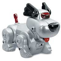 Picture of the Biocybie Robot Dog